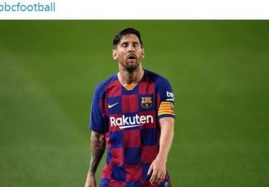 Demi Liburan, Lionel Messi Cuekin Saran Pemerintah Catalunya