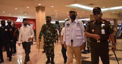 Mall di Manado Dibuka Bertahap, Walikota : Saya Titipkan Keselamatan Masyarakat, Dengan Disiplin Terapkan Protokol Kesehatan