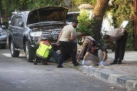 Ledakan Bom di Menteng, Polisi: Korbannya Pemilik Perusahaan