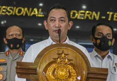 Respons Positif KPK untuk Calon Tunggal Kapolri Komjen Listyo Sigit